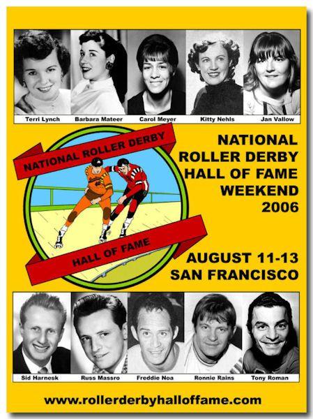 Roller Derby Skater Terri Lynch