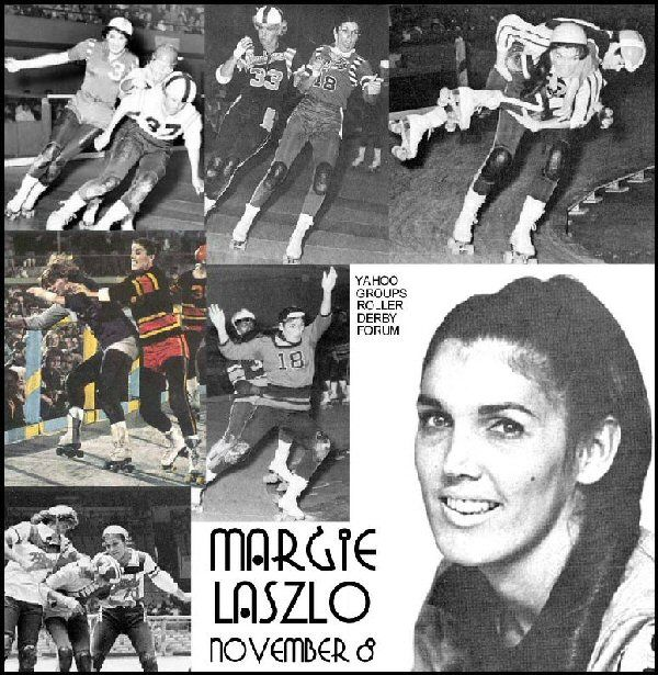 Margie Laszlo November 8 Created By Phil Berrier For The Roller